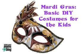 diy mardi gras masks party time basic diy mardi gras costumes for the kids