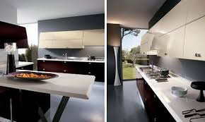 Kitchen Design Company by Italian Kitchens From Giugiaro Designs