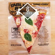 table 87 frozen pizza new york pizza 8 giant slices by table 87 pizza goldbely