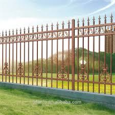 metal garden fence panels home outdoor decoration