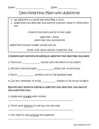 lesson plan adjectives 4th grade lessonplanadjectives 160220222648