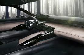 peugeot pars interior peugeot announces exalt concept for paris motor show