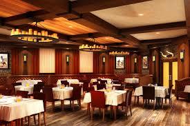 steakhouse restaurant design