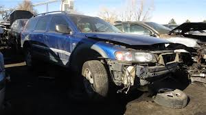 2002 volvo v70 xc in colorado wrecking yard