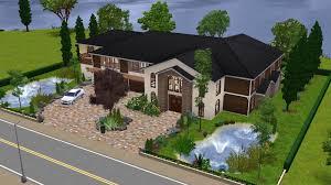 british houses sims 3 luxury british house youtube