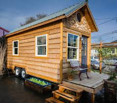 a quirky portland stay in a tiny house on wheels at caravan voux