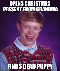 Grandma Finds The Internet Meme - opens christmas present from grandma finds dead puppy