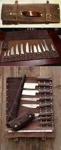 Used Kitchen Knives For Sale 25 Unique Chef Knife Set Ideas On Pinterest Knife Storage Chef