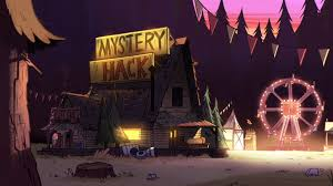image gallery mystery shack
