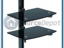 57 wall shelf to hold cable box mount it mi 803 floating wall