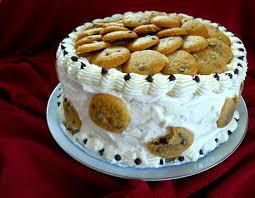 birthday cakes images chocolate chip cookie birthday cake ideas