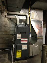 how to measure and make transitions between new furnace and old plenum