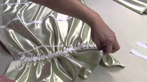 How To Sew A Curtain Valance How To Make An Austrian Valance Youtube