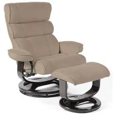 Recliner Computer Chair Funiture Computer Chairs Ideas With Brown Fabric Recliner Chair