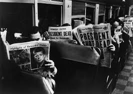 jfk u0027s assassination portrait of an era when newspapers mattered