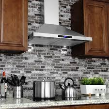 Ge Under Cabinet Range Hood Kitchen Range Hoods Pro Style Rp1 Under Cabinet Mount Regarding