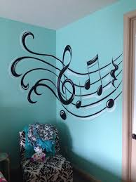Music Decor Music Decor For Home Themed Bedroom Musical Table