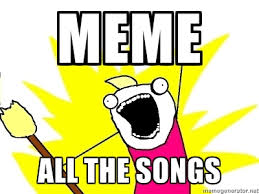 Meme Folder - meme all the songs folder icon by rose logic on deviantart