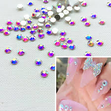 online buy wholesale flat bottom glass beads from china flat