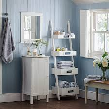 Bathroom Ladder Shelf by 19 Bathroom Ladder Shelve Organizing Solutions Trends4us Com