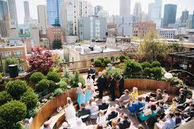 Outdoor Wedding Venues Chicago Lightology Rooftop Wedding In Chicago Beautiful Chicago Skyline