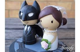 batman wedding cake toppers 10 cake toppers from etsy