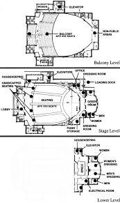 regent theatre floor plan emutix emu convocation center and pease auditorium