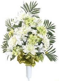 Vases For Floral Arrangements Artificial Flower Arrangements For Cemeteries