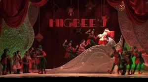 a story the musical up on santa s