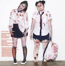 Halloween Costumes Zombies Bloody Zombies Halloween Costumes