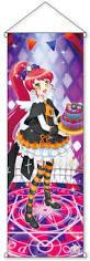 halloween collectables idol time pripara girlmageddon halloween tapestry mikan aus