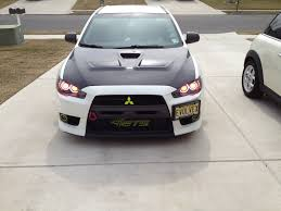 mitsubishi ralliart custom march 2014