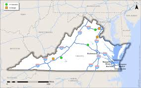 Highway Map Of Virginia by Transform 66 In Northern Virginia Outside The Beltway Maps