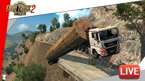 Truck Route Maps Live Euro Truck Simulator 2 Nouvelle Map Route Extrême