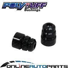 rear suspension poly bump stops ford falcon ba bf fg xr6 xr8 g6 g6