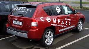 2008 jeep compass information and photos zombiedrive