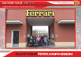 ferrari factory ferrari factory tour november 2017