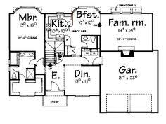 Saltbox House Floor Plans The Whidbey House A Solar Saltbox We Are Using This Plan As