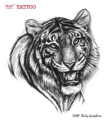 cool tiger designs aliexpress com buy traditional designs