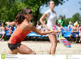 russian beach tennis championship 2015 editorial stock photo