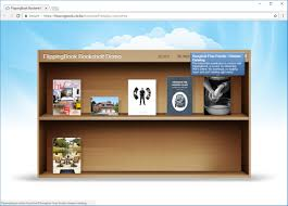 Bookshelf Website Working With Collections Flippingbook