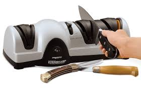 Best Sharpener For Kitchen Knives by 10 Best Electric Knife Sharpeners For Your Kitchen Updated 2017