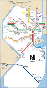 Red Line Mbta Map by Nj Transit Map Tres Important Travel Sources Pinterest
