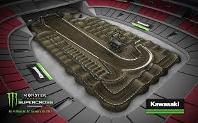 monster truck show anaheim stadium 2017 track maps supercross live