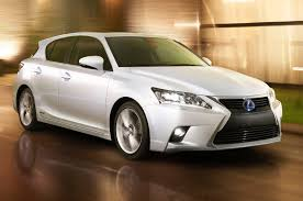 lexus vehicle special purchase program refreshed 2014 lexus ct 200h priced at 32 960