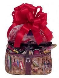 Fishing Gift Basket Cookie Bouquet Cookie Basket For Fisherman Florida Saltwater Snack