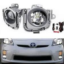 led fog light kit 2010 11 toyota prius high power led fog lights assembly kit w wiring