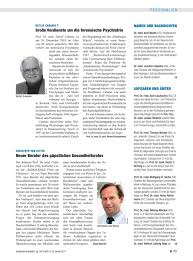 Neurologe Bad Kissingen Detlef Cabanis U2020 Große Verdienste Um Die Forensische Psychiatrie