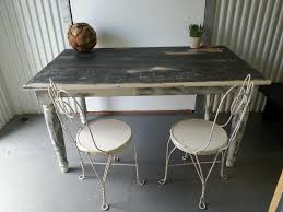farm dining room tables antique and warm distressed farmhouse dining table