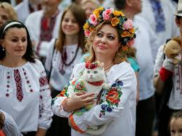 take a good look at these ukrainian embroidered shirts art and